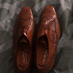 Cuoio Oxfords (dress shoes)
